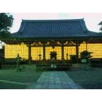 壬生寺は万灯供養会