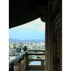 絶景かな、絶景かな。祇園閣眺望