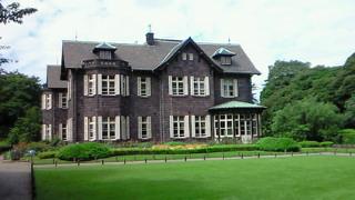 ジョサイア・コンドルの晩年の作品、旧古河邸本館
