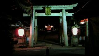 今夜は晴明神社の宵宮