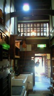 四条京町家の朝