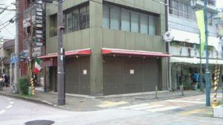 檸檬の店・八百卯が閉店していた