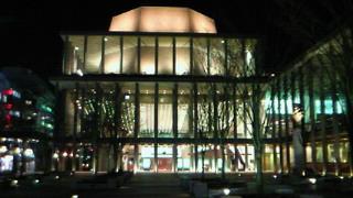 兵庫県立芸術文化センターの夜景