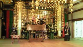 「安珍清姫の鐘」鋳造650年記念法要 in <br />  岩倉妙満寺