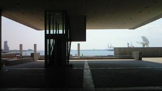 サントリーミュージアム天保山で安藤忠雄建築展