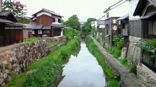 文化的な景観が揃う近江八幡市