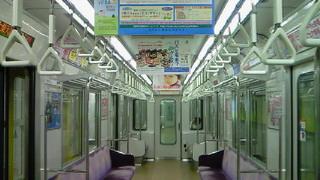 断然楽しい嵐電妖怪電車・何げに涼しい京都市営地下鉄太秦天神川駅