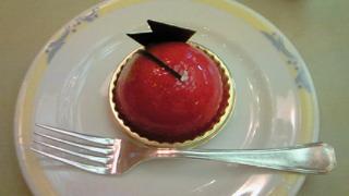 阪急インターナショナルホテルのケーキ