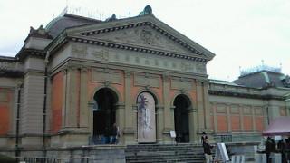 京都国立博物館の長谷川等伯展