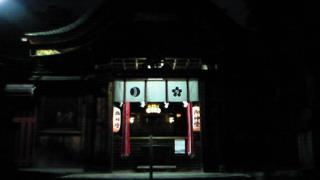 蹴球の神様・平野神社に参ってきました