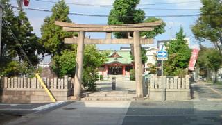 義経千本桜「渡海屋」、「大物浦」、謡曲や舞踊「船弁慶」の舞台、大物に立ち寄る