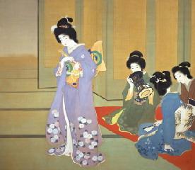 今日から京都国立近代美術館で上村松園展