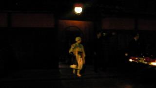 今日は千本ゑんま堂に行きたかったんだけど出遅れて祇園でお化けウォッチング