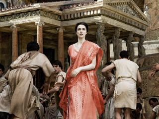 映画「アレクサンドリア」古代ローマの文化力とレイチェル・ワイズさんの美しさに感動