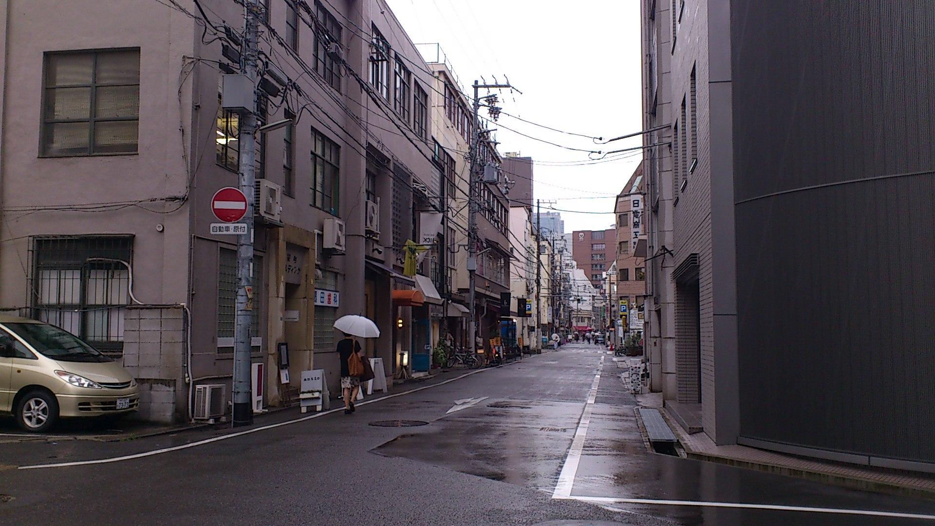 神戸乙仲通(<br />  こうべおつなかどおり)<br />  に行ってみました。