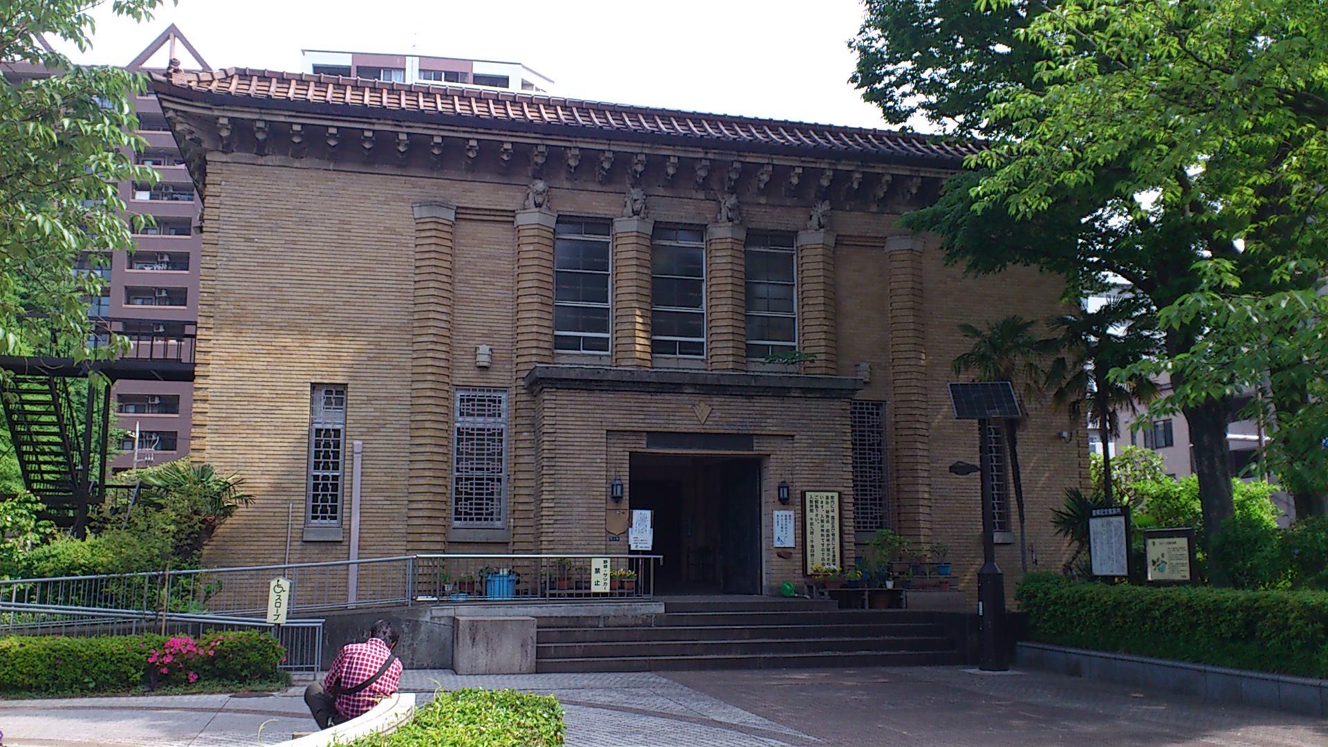 東京で立ち寄った近代建築2