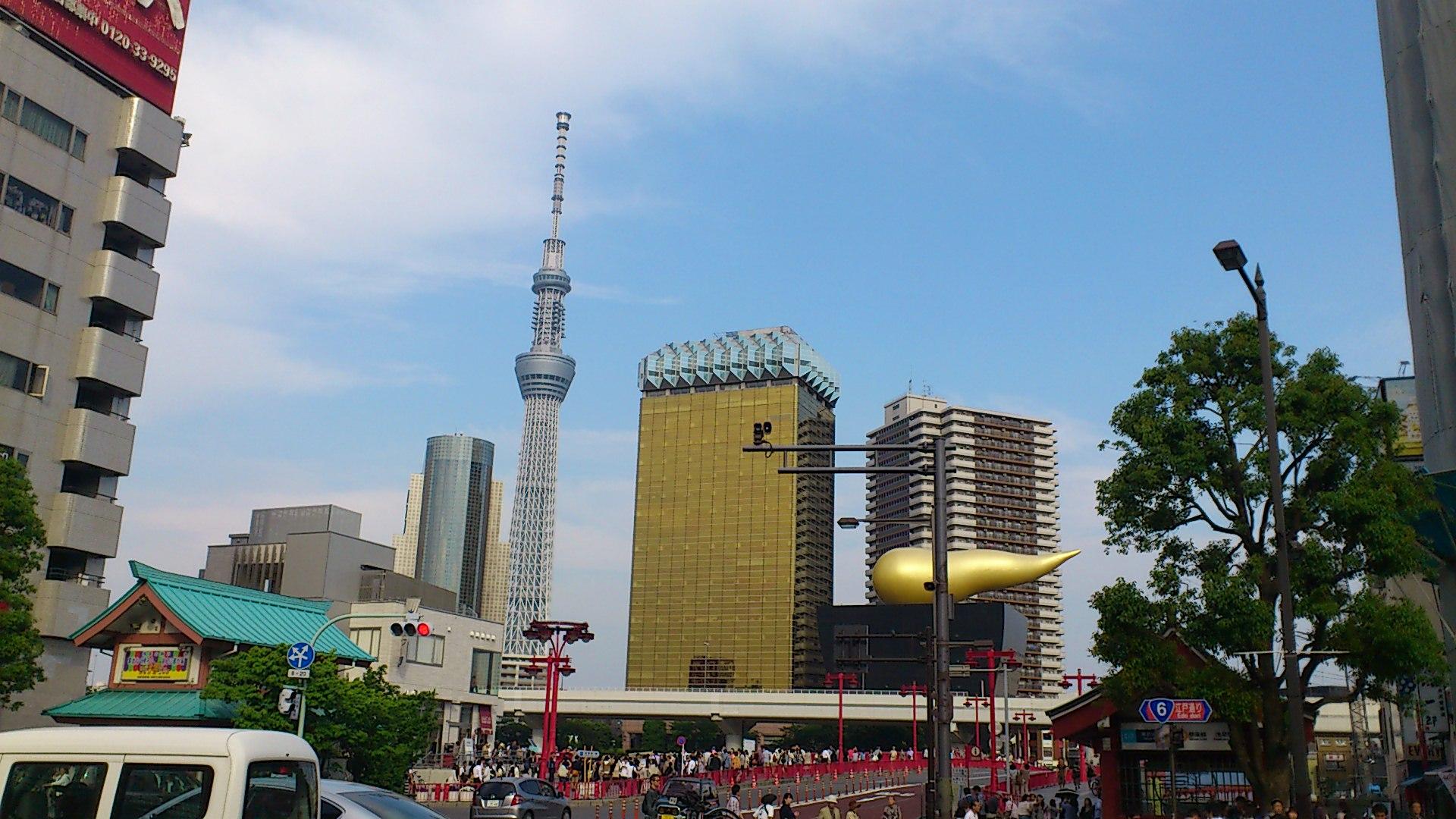 東京で立ち寄った近代建築5