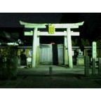 一条戻橋の晴明神社